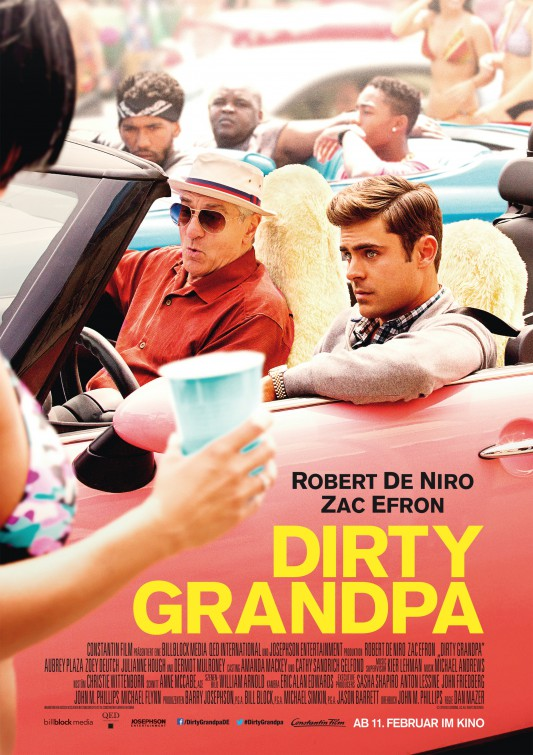 Neķītrais opis / Dirty Grandpa